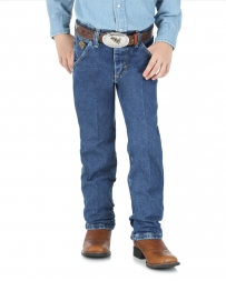 George Strait® Collection By Wrangler® Boys' Original Cowboy Cut Jeans - Regular and Slim Fit - Youth