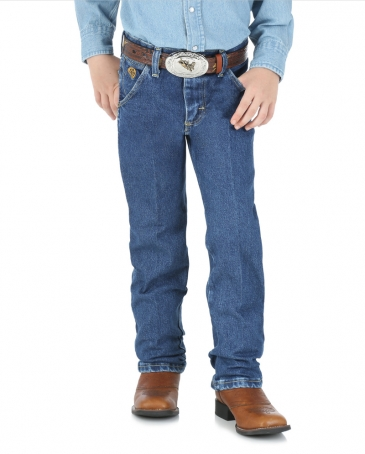 fd91a048 George Strait® Collection By Wrangler® Boys' Original Cowboy Cut Jeans -  Regular and Slim Fit - Youth - Fort Brands
