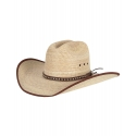 Resistol® Natural Variegated Brush Hog Hat