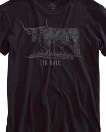 Tin Haul® Men's Long Horn Tee