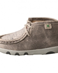 Twisted X® Infant Casual Moc Grey