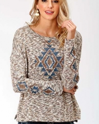 Roper® Ladies' Marled Yarn Sweater