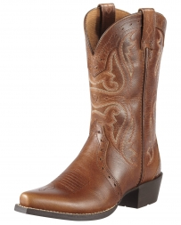 "Ariat® Boys' Heritage X Toe 8"" Boots - Youth"