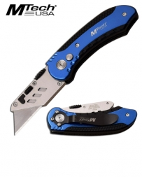 Mtech Usa Mt-ut001bl Manual Folding Knife
