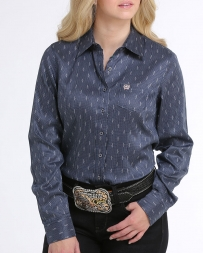 Cinch® Ladies' Tencel Button L/S Shirt