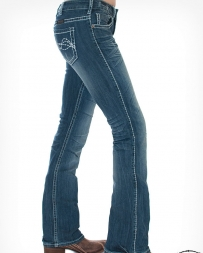Cowgirl Tuff® Ladies' Edgy Jean