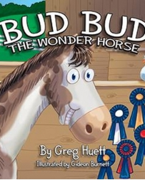 Big Country Toys® Kids' Bud Bud The Wonder Horse Book