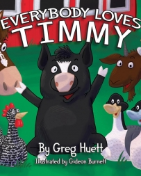 Big Country Toys® Kids' Everybody Loves Timmy Book