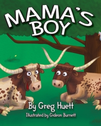 Big Country Toys® Kids' Mama's Boy Book
