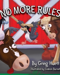 Big Country Toys® Kids' No More Rules Book