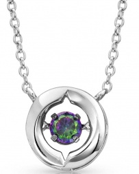 Montana Silversmiths® Ladies' Dancing Round Necklace