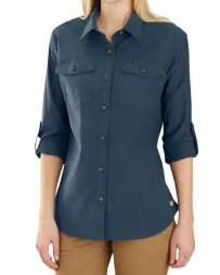 Carhartt® Ladies' Bozeman Rugged Flex Shirt