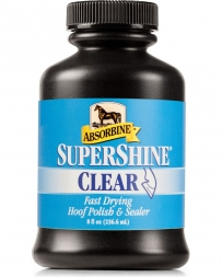 SuperShine Clear Hoof Polish - 8 oz