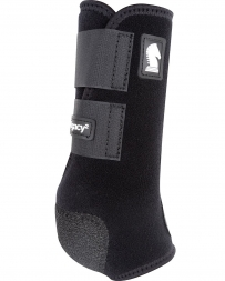 Equibrand® Legacy Protective Front Boots - Black
