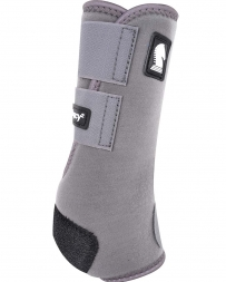 Equibrand® Legacy Protective Front Boots - Grey