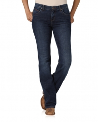 Wrangler® Ladies' Q-Baby Bootcut Mid Rise Jean