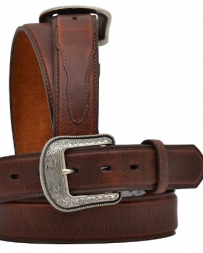 "3D Belt Company® Men's 1 1/2"" Brown Belt"