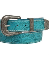 3D Belt Company® Ladies' Turquoise Belt
