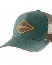Carhartt® Canvas Mesh Graphic Cap