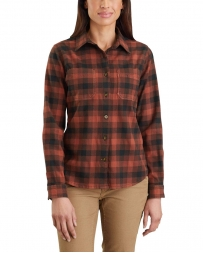Carhartt® Ladies' Hamilton Rugged Flex Flannel