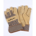 Carhartt® Men's Suede Safety Cuff Work Gloves