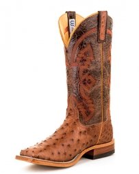 Anderson Bean Boot Company® Men's Mad Dog FQ Ostrich Rum