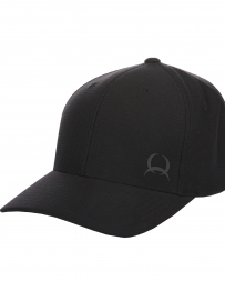 Cinch® Black Logo Cap