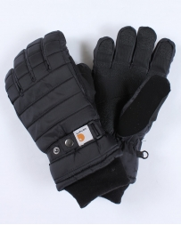 Carhartt® Ladies' Quilted Waterproof Gloves