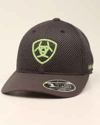 Ariat® Logo Cap Flex Fit Grey