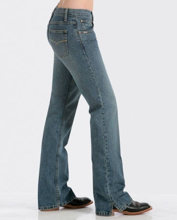 Cruel® Ladies' Georgia Low Rise Jeans - Slim Fit
