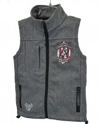 Cowboy Hardware® Toddler Ride It Out Vest