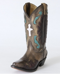 "Smoky Mountain® Ladies' ""Liberty"" Western Boots"