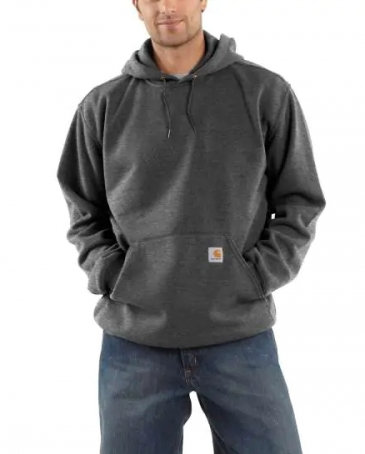 Carhartt® Men's Midweight Hooded Pullover - Big and Tall