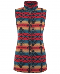 Outback Trading Co. LTD.® Ladies' Stockard Aztec Long Vest