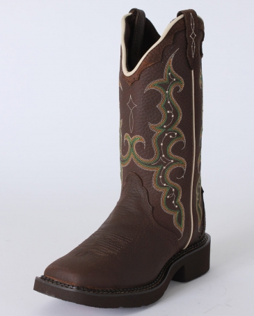 "Justin® Gypsy Ladies' Copper Kettle 12"" Boots"