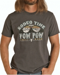 Rock & Roll Cowboy® Men's Dale Brisby Rodeo Time Tee