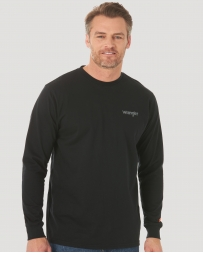 Wrangler® Men's FR LS Logo T-Shirt - Big