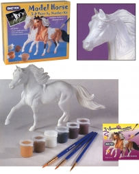 Breyer® Model Horse 3-D Paint By Number Kit