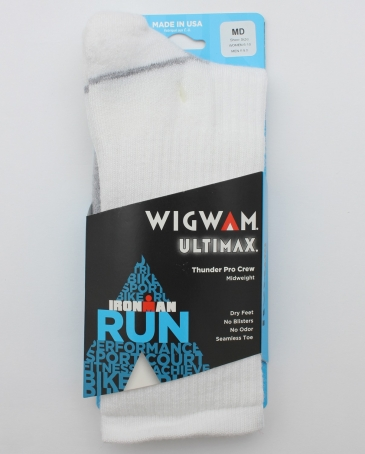 Wigwam® Ultimax® Men's Ironman Thunder Pro Crew Socks