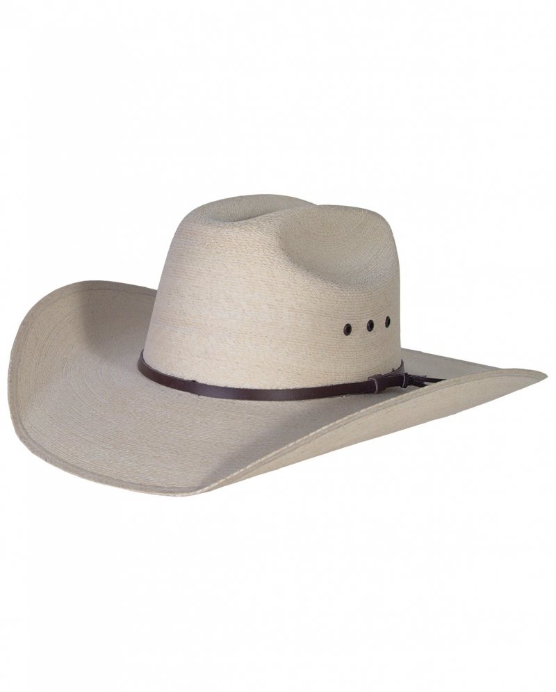 67ee3283a2c Dallas Hats® Cattleman 20X Palm Leaf - Fort Brands