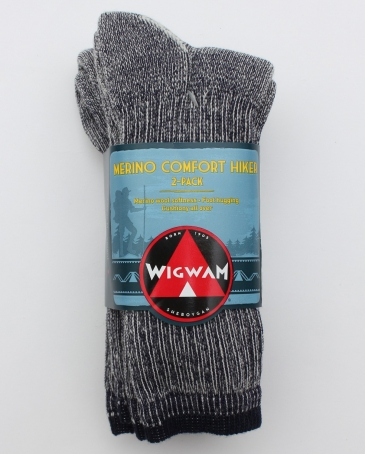 Wigwam® Youth Merino Comfort Hiker Socks - 2 Pack