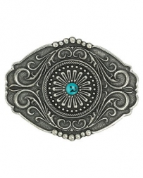 Montana Silversmiths® Ladies' Filligree W/ Concho Attitude Belt Buckle