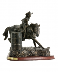 "Montana Lifestyles® ""Race For Home"" Sculpture"