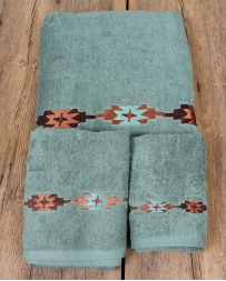 Navajo Towel 3 Piece Set