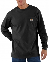 Carhartt® Men's Long Sleeve Pocket Workwear Tee-Big