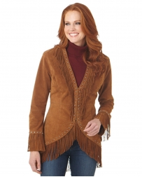 Cripple Creek® Ladies' Fringe Jacket