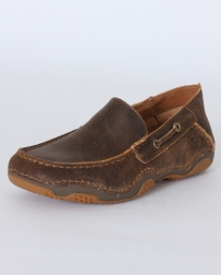 Ariat® Men's Gleeson Casual Suede Slip-on Shoe