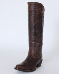 Ariat® Ladies' Sahara Old West Sassy Brown Boots
