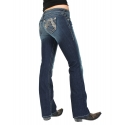 Ariat® Ladies' Ruby Homespun Jeans