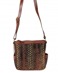 American West® Ladies' River Rock Shoulder Bag